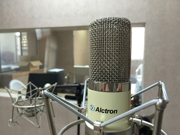 Alctron T190 电子管话筒试用与简评