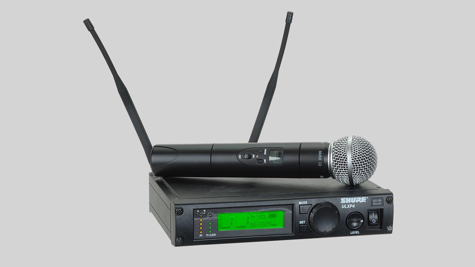 ktv无线话筒