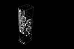 t孖(����k9�9�i��a_大小更为友善的旗舰级设计:t a solitaire cwt 1000-8 se落地音箱