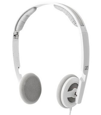 森海塞尔 px100-ii贴耳式折叠音乐耳机