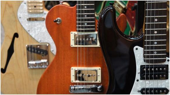 关于电吉他拾音器的五个误区