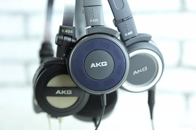 音乐选择AKG 不仅仅是信仰而已