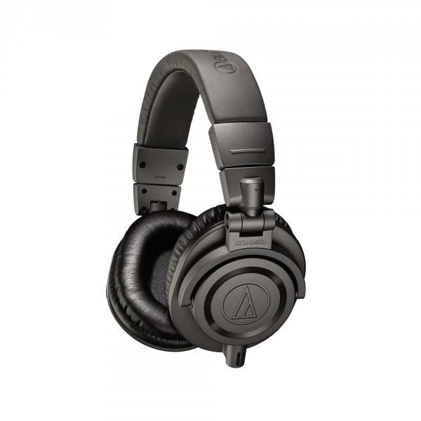 铁三角推出限量颜色版 ATH-M50xMG 磨砂灰专业监听耳机