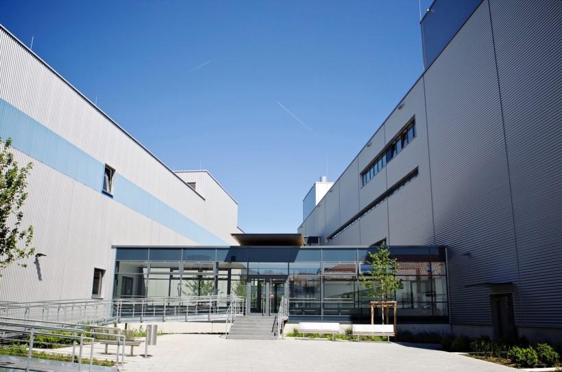 森海海尔(Sennheiser) 德国总部半日游