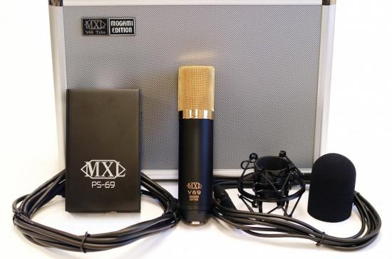mxl 几款中低端电子管话筒对比评测
