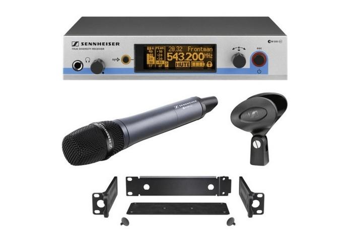 sennheiser森海塞尔ew 500-935 g3无线手持话筒市场价格,产品参数介绍图片