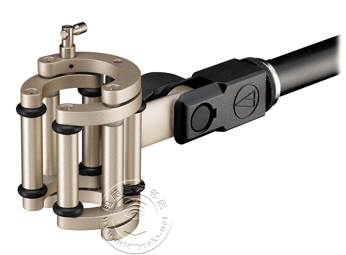 audio-technica发布全新手工打造乐器话筒 at5045