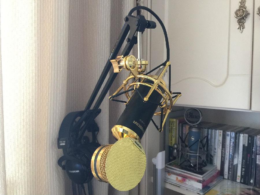 得胜(takstar) pc-k820 金杯专业 录音 电容麦克风并根据真实体验撰写