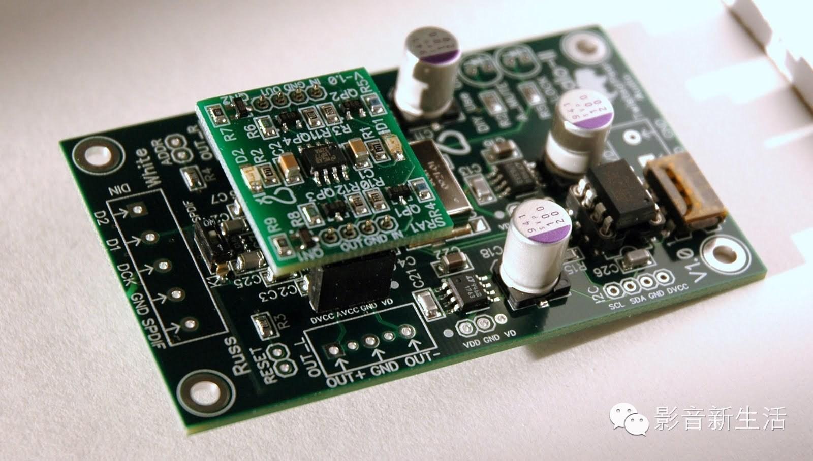 拥抱pc hi-fi:小芯片大学问,常用音频解码芯片介绍