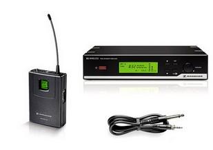 森海塞尔 XSW72乐器无线系统特点