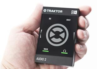 Audio 2 MK2:目前较小DJ接口