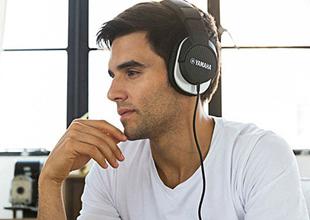 专业监听级耳机 真实hifi体验 雅马哈MT220评测