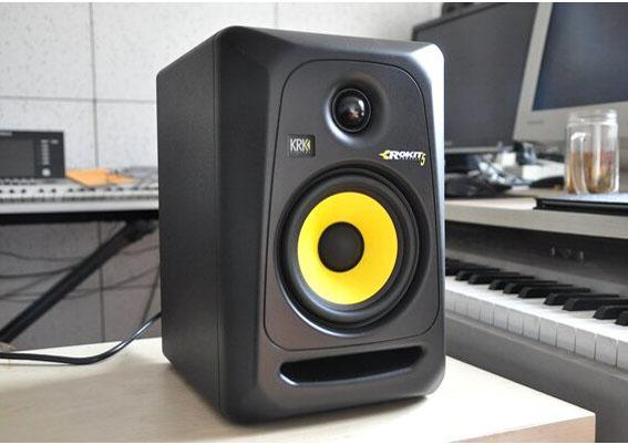 出色的黄盆,更好的声音——KRK 第三代 Rokit 5 G3 监听音箱