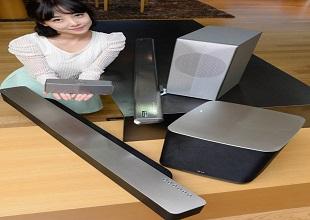 智能化新体验 LG发布WiFi系列音响