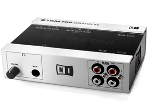 恩艾(native instruments ) TRAKTOR Scratch A6 DJ声卡驱动下载