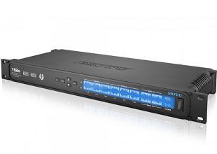 MOTU 发布 112D 数字音频接口/路由器/混音器/转换器