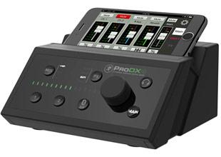 RunningMan 发布 ProDX 系列无线调音台