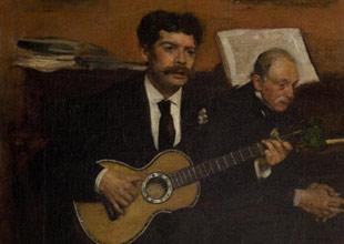 吉他的发展史