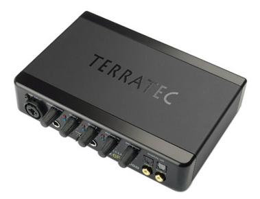 德国坦克(Terratec)DMX 6Fire USB声卡驱动