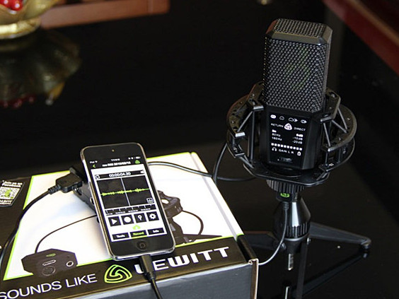 带上麦克风去远方——LEWITT DGT650 iPhone 双振膜话筒随行记(附视频)