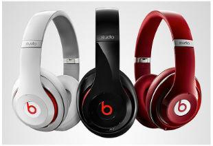Beats粉都会选择的Beats Studio2.0 录音师耳机!