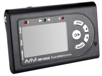 AVIVI VMT-66GB 吉他专用校音器说明书