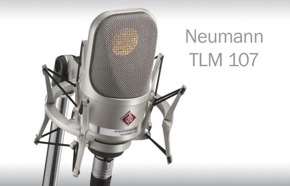 Neumann TLM 107 电容话筒评测—现代与传统的碰撞,产生了一个属于现代的传奇