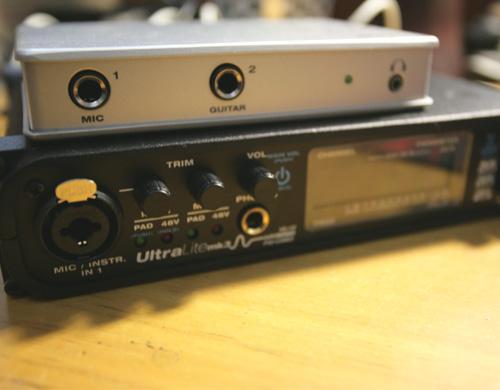 MOTU Microbook 和 Ultralite Mk3 Hybrid 试用评测(图文)