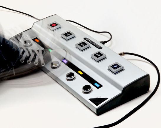 Apogee GiO 吉他音频接口+踏板控制器评测