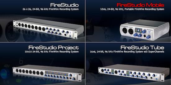 小而强的 PreSonus FireStudio Mobile 火线声卡评测