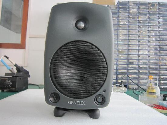 MonkeyBanana TURBO 5 & Genelec 8030A 对比测试报告