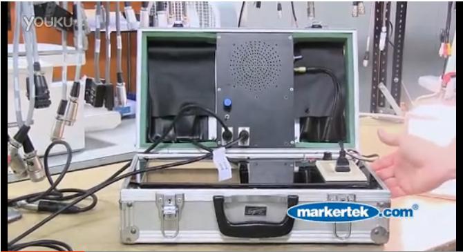 Canare L-4E6S 四芯话筒线与普通话筒线的屏蔽功能对比测试