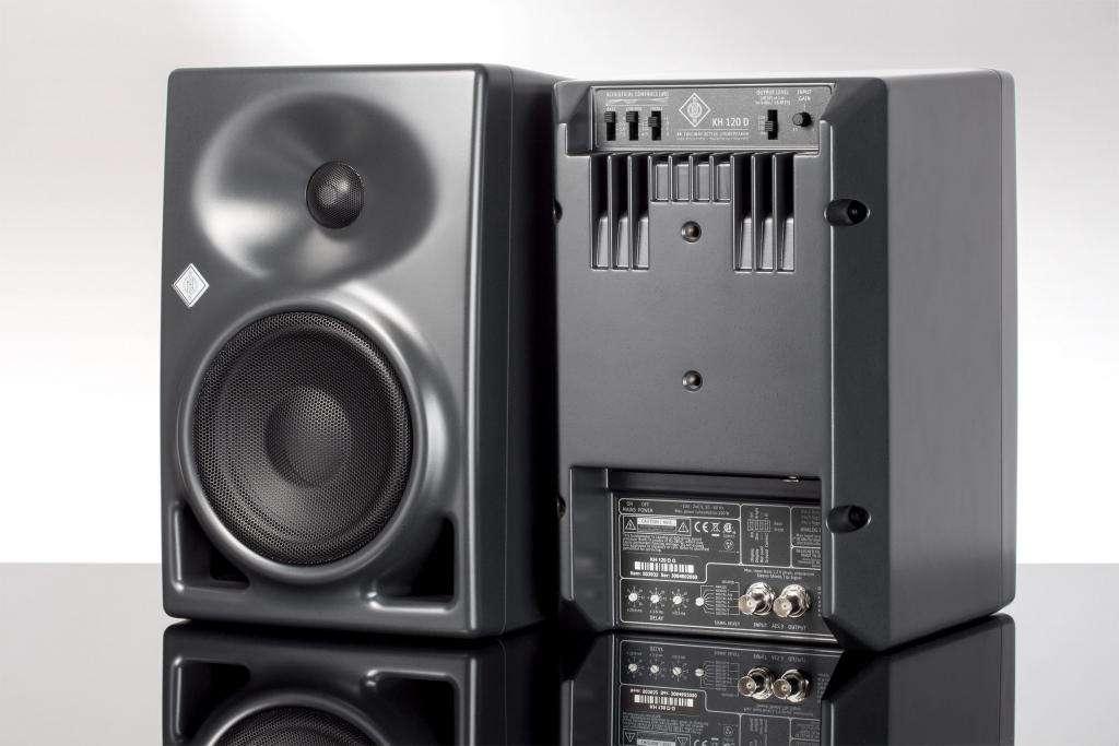 揭秘 Neumann KH 80 DSP 如何提高监听声音的标准