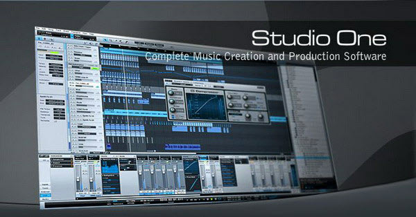 PreSonus Studio One 音频工作站中文教程