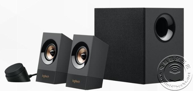 罗技发布Z537 Powerful Sound蓝牙2.1扬声器新品