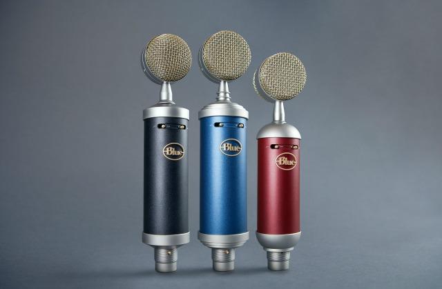 Blue麦克风推出老版本话筒的升级