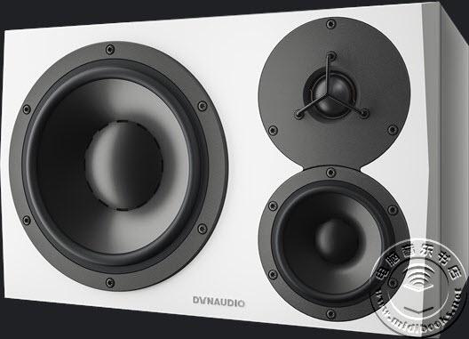 NAMM 2017:Dynaudio 发布三分频工作室监听音箱 LYD 48