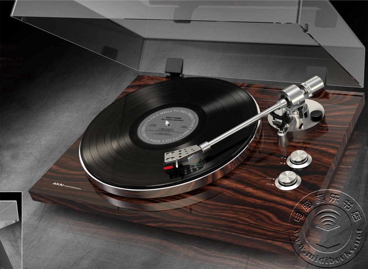 Akai发布BT100和BT500唱盘机