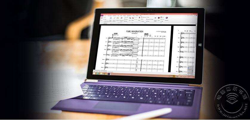 Avid发布Sibelius 8,推出月付计划