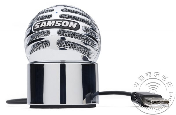 SAMSON(山逊)推两款USB麦克风