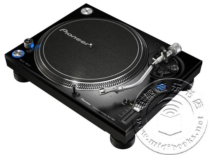 Pioneer(先锋)的DJ搓盘机即将上市