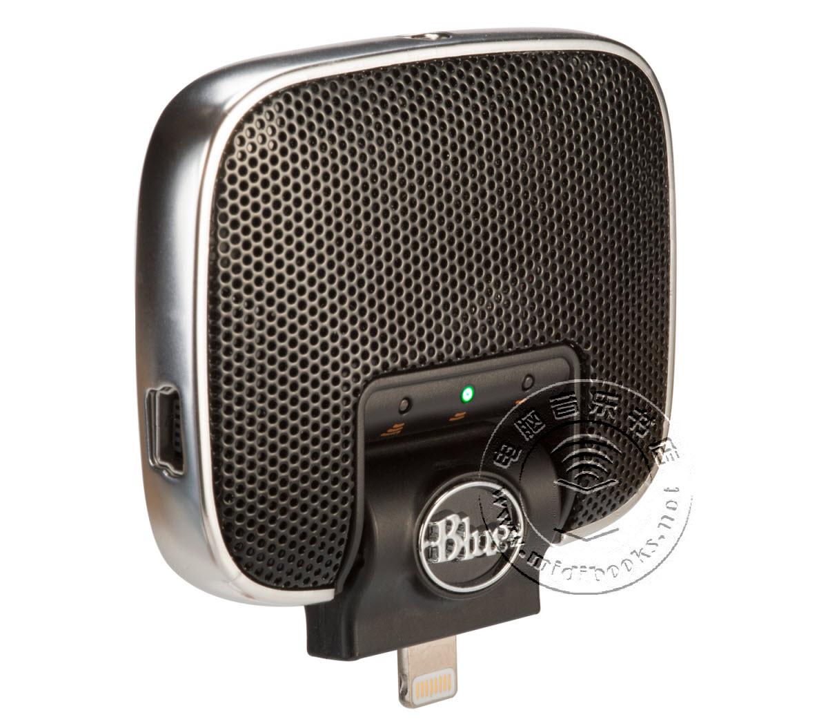 Blue Microphones发布带有闪电接口的Mikey Digital麦克风