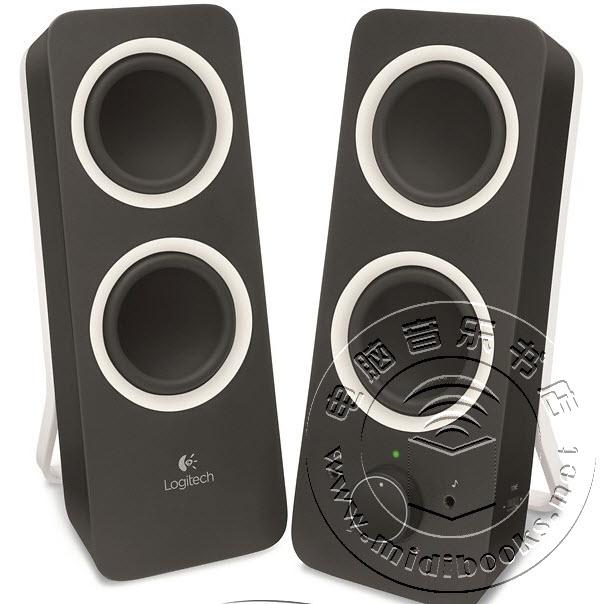 罗技率先在韩国发布新型迷你立体声音箱