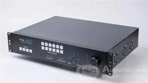 新品发布|头款互联AV技术的全新AMX N7142演讲切换器