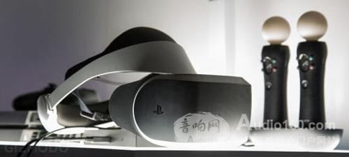 索尼虚拟现实设备将于2016年面世