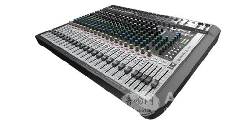 Soundcraft 发布高品质Signature调音台