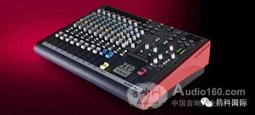 Allen & Heath发布全新有源调音台ZED Power 1000