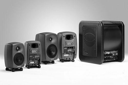 真力发布小型智能有源音箱