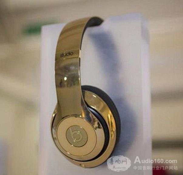 Beats将携土豪金版耳机与音响重磅袭来