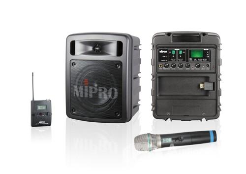 MIPRO MA-303 超迷你手提式无线扩音机
